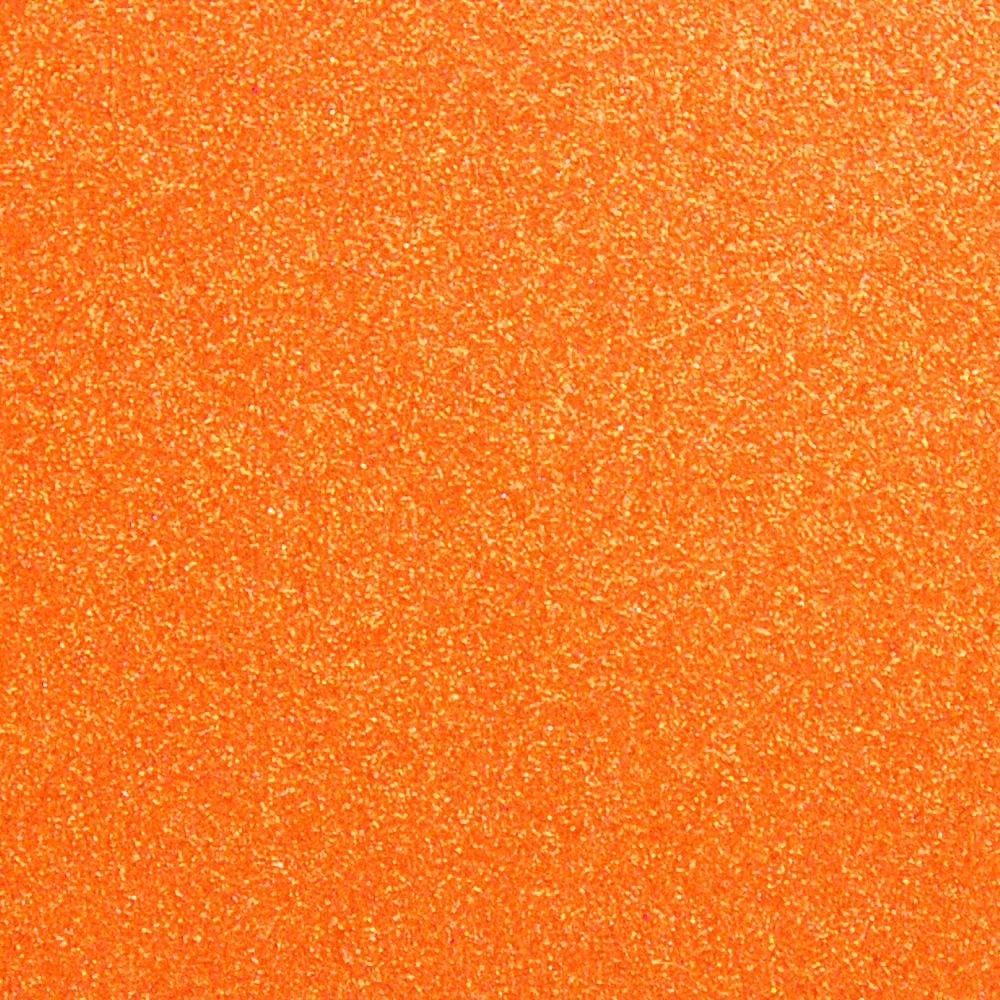 Фоамиран на клеевой основе с глиттером 2 мм, 20x30 см, Китай, МЕДЬ