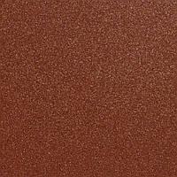 Фоамиран на клеевой основе с глиттером 2 мм, 20x30 см, Китай, ТЕМНО-КОРИЧНЕВЫЙ