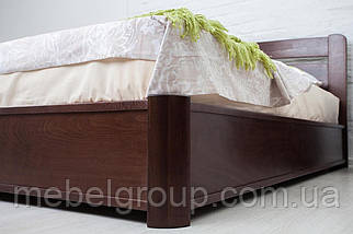 """Ліжко двоспальне Олімп """"Нова з підйомним механізмом"""" (160*190), фото 2"""