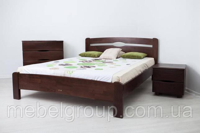 """Ліжко двоспальне Олімп """"Нова без ізножья"""" (160*200), фото 2"""