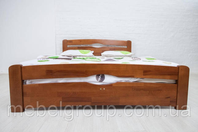 """Кровать двуспальная Олимп """"Нова"""" (200*200), фото 2"""