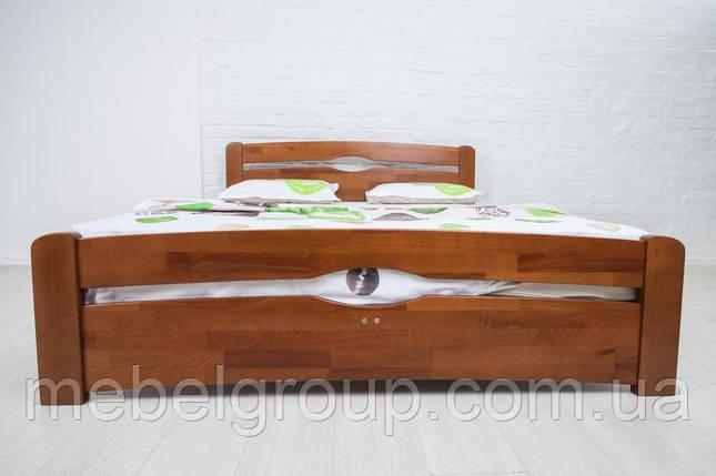 """Ліжко односпальне Олімп """"Нова"""" (90*200), фото 2"""