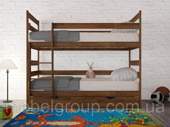"""Ліжко-трансформер Олімп """"Ясна"""" (90*200), фото 2"""
