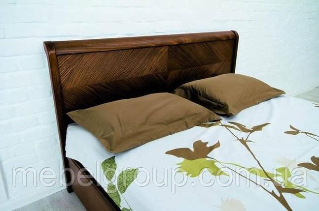 """Кровать двуспальная Олимп """"Милена"""" (160*200), фото 2"""