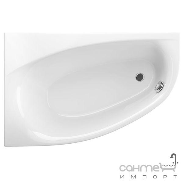 Ванны Excellent Ванна акриловая Excellent Kameleon L 170x110 левосторонняя