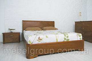 """Ліжко полуторне Олімп """"Мілена з підйомним механізмом"""" (140*190), фото 2"""