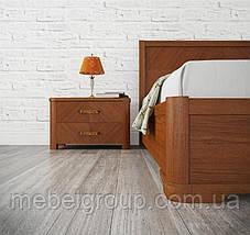 """Ліжко двоспальне Олімп """"Мілена з підйомним механізмом"""" (180*200), фото 3"""
