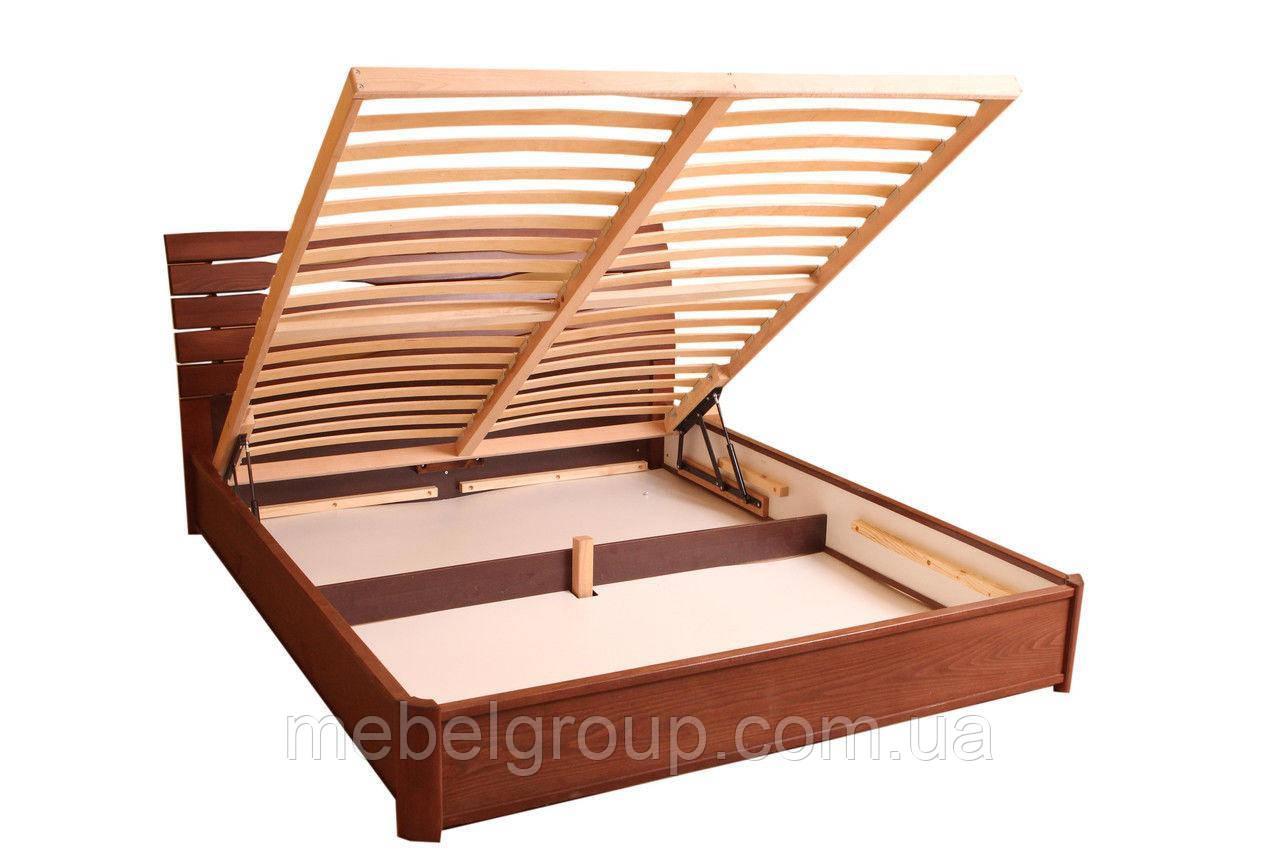 """Кровать двуспальная Олимп """"Марита N с подъемным механизмом"""" (160*190)"""