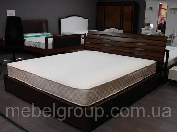 """Ліжко двоспальне Олімп """"Маріта N з підйомним механізмом"""" (160*190), фото 2"""