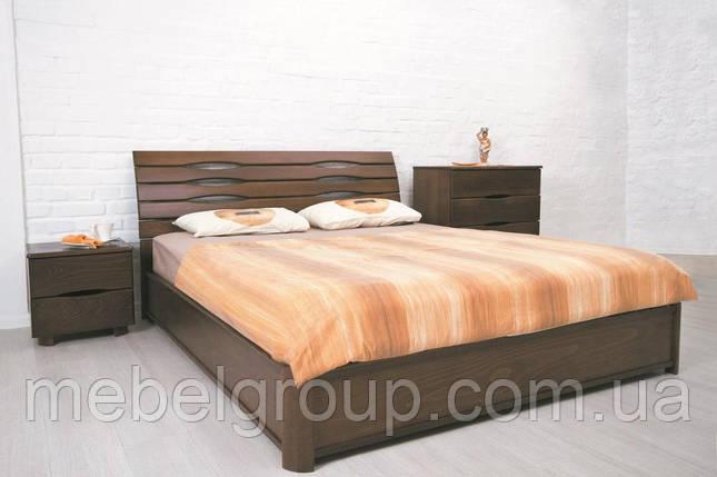 """Ліжко полуторне Олімп """"Маріта N"""" (140*200), фото 2"""