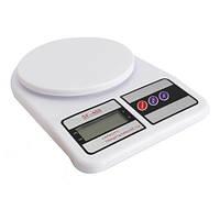 Весы кухонные электронные Scale SF 400 до 7 кг