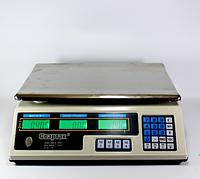Весы ACS 50kg/5g 218 c аккумулятором на 6V