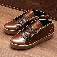 Женские туфли на шнуровке Viatu (7032.1) 37, 38