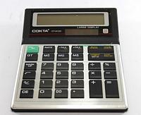 12-разрядный электронный калькулятор СОКТА СT612