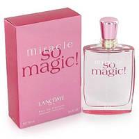 Женская парфюмерная вода Lancome Miracle So Magic