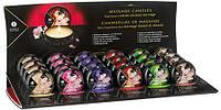 Shunga - Набор свечей для массажа DISPLAY MINI MASSAGE CANDLES 24X30ML (T274699)