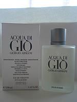 Giorgio Armani Acqua Di Gio pour homme  тестер 100 мл для мужчин