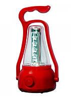 Лампа - фонарь туристическая светодиодная аккумуляторная Yajia YJ-5828 (LED 13)