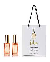 2 по 20 мл парфюм в подарочной упаковке DIOR J`adore