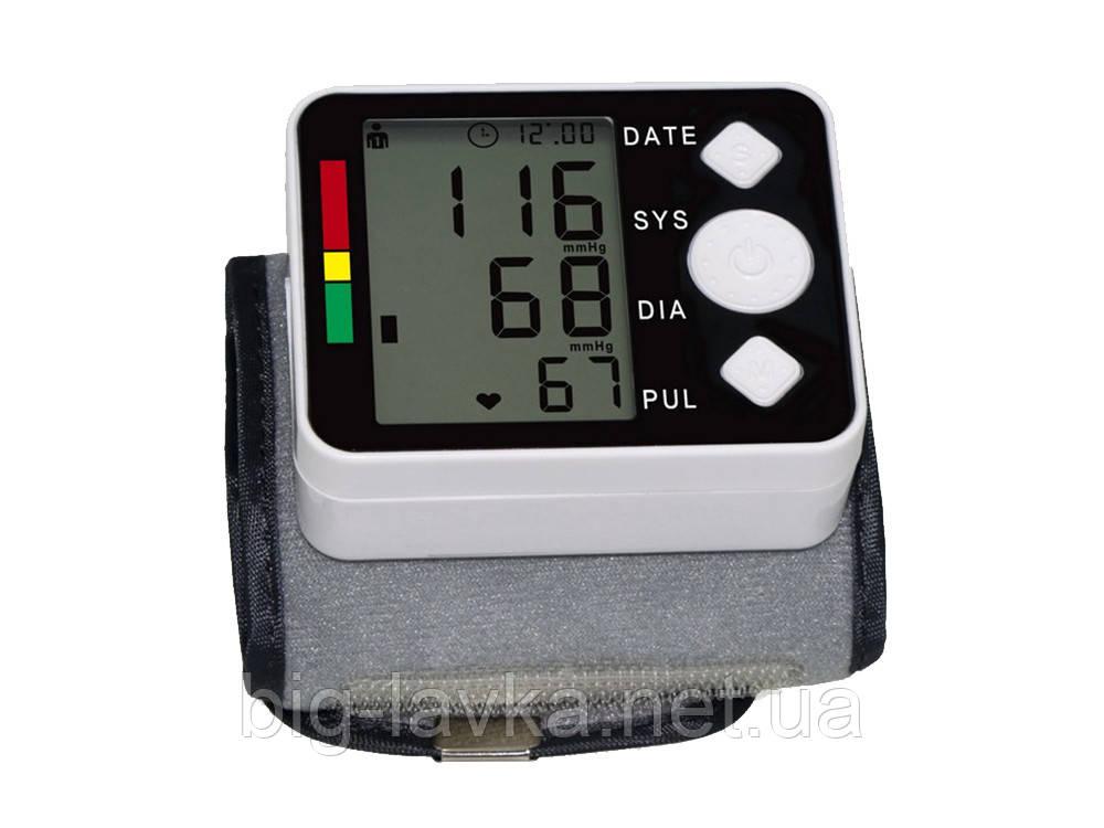Цифровой измеритель артериального давления Тонометр DZ032