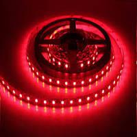 LED 5050 R светодиодная лента, красная