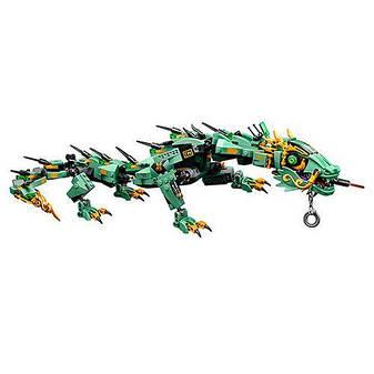 Конструктор Нинзяго 10718 робот-дракон 573 дет., фото 2