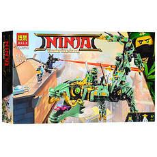 Конструктор Нинзяго 10718 робот-дракон 573 дет., фото 3