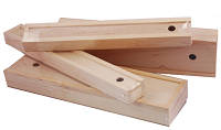 Пенал для кистей Размеры разные Деревянный ПК ТМ Albero