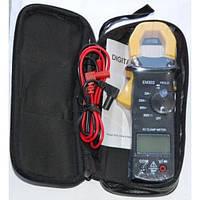 Цифровой тестер, токовые клещи em303, удобная форма