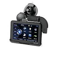 Автомобильный видеорегистратор 5 дюймов с GPS LUO /00-75