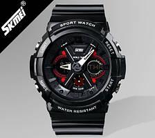 Мужские спортивные наручные часы Skmei 0966. G-Shock