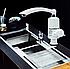 Проточный водонагреватель 3кВт Посейдон. Вертикальный нагреватель воды. мини бойлер, фото 3