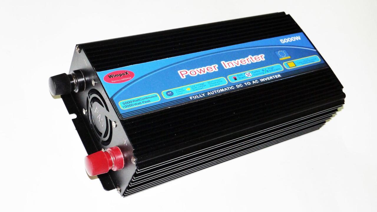 Преобразователь инвертор Powerone 5000W 12v-220v