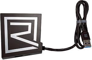 USB-концентратор Remax Rhyden Series 3U Hub RU-U7 Black