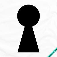 Аплпикации на одеяла Замок [7 размеров в ассортименте] (Тип материала Матовый)