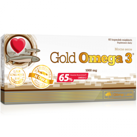 Olimp Gold Omega 3 65% 60 caps