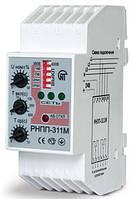 Трехфазное реле напряжения и контроля фаз РНПП-311M