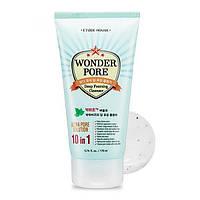 Пенка для умывания Etude House wonder pore deep Foaming Cleanser 10 in 1