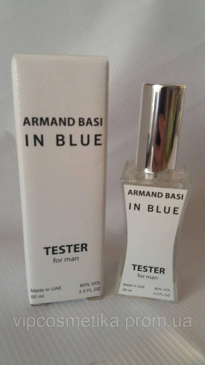 Armand Basi In Blue тестер 60 мл для мужчин