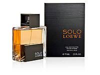 Мужская туалетная вода Loewe Solo