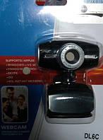 Веб-камера DL- 6C