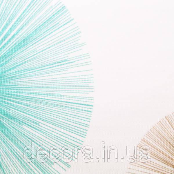 Рулонні штори Уні Salut 1 Blue 40см.