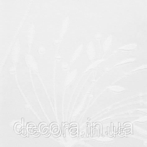Рулонні штори Уні Fenel 8 White 40см., фото 2