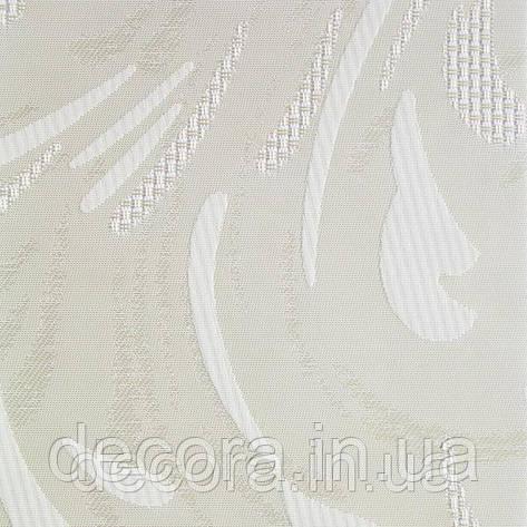 Рулонні штори Уні Champange 9 Cream 40см., фото 2