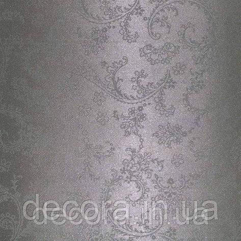 Рулонні штори Уні Damask Silver 40см., фото 2