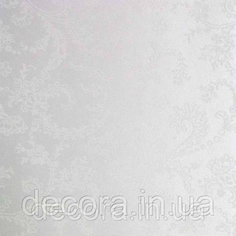 Рулонні штори Уні Damask White 40см., фото 2