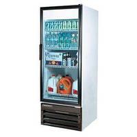 Холодильный шкаф с лайтбоксом и стеклянной дверью FRS300RP