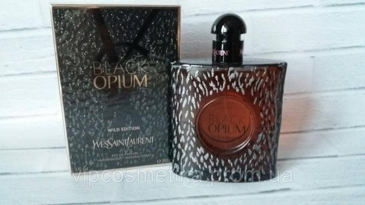 Yves Saint Laurent Black Opium Wild Edition ж
