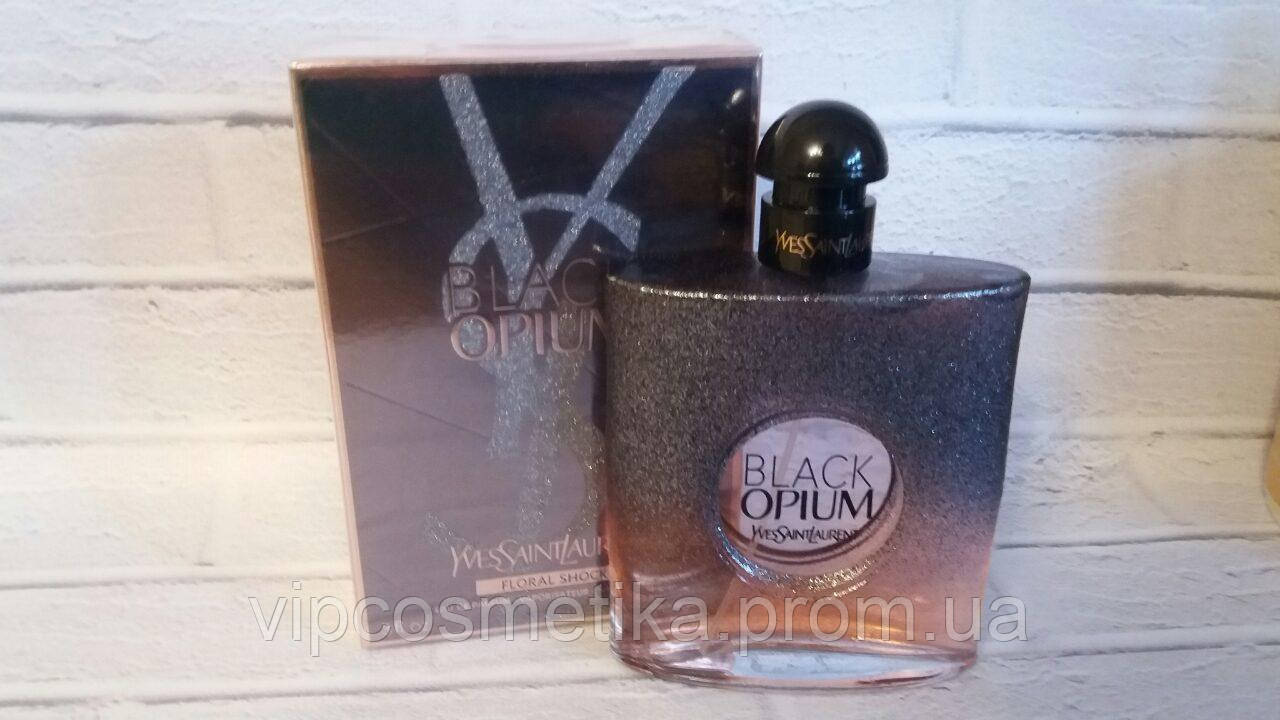 Yves Saint Laurent Black Opium Floral Shock для женщин