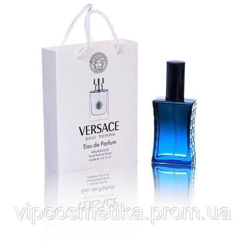 Versace Pour Homme (Версаче Пур Ом) в подарочной упаковке 50 мл
